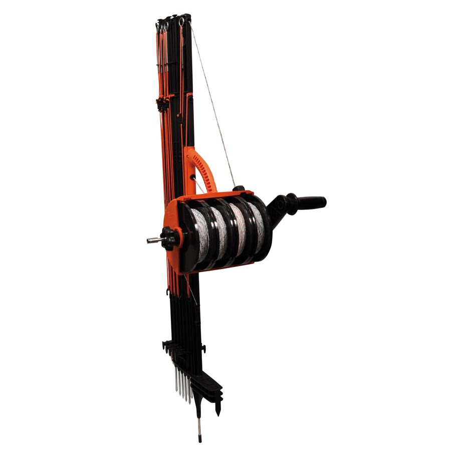 Gallagher Smartfence V2 10 Posts 4 Wires And Reels In