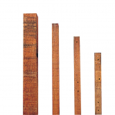 Insultimber (FSC®) main fence post (4.0 x 8.0cm - 2.00 metres)
