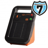 S20 incl. battery and mount solar post