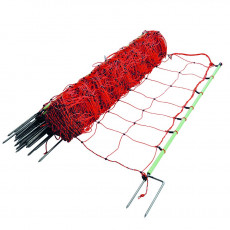 Sheep net, double pin, 90cm
