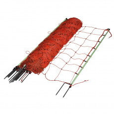 Goat net, double pin, 105 cm