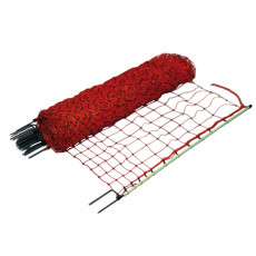 Poultry netting, double spike, 112cm