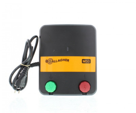 Gallagher M50 electric fence energiser