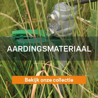 Aardingsmateriaal Gallagher afrasteringen