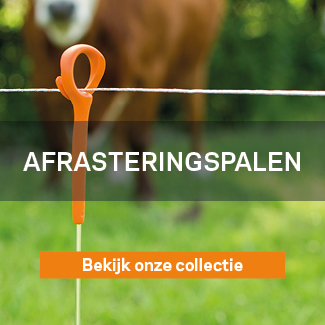 Afrasteringspalen Gallagher afrasteringen