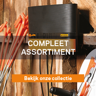 Compleet Assortiment Gallagher afrasteringen
