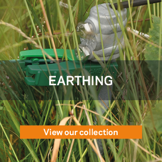 Earthing Gallagher electric fencing
