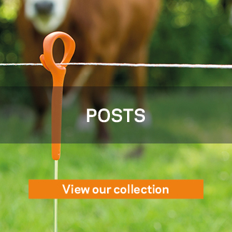 Posts Gallagher electric fencing